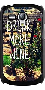 Funda para Samsung Galaxy S3 Mini (GT-I8190) - Beber Más Vino by Tara Yarte Photography & Design