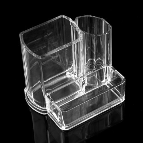 Acrylic Organizer Lipstick Cosmetic Compartments product image