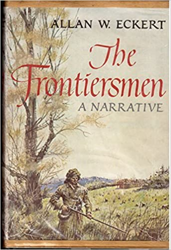 The Frontiersmen book cover