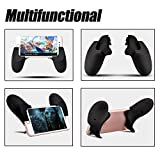 Mobile Game Controller[Upgraded Version] CIKE,Sensitive Shoot and Aim Buttons L1R1 for Knives Out/PUBG/Rules of Survival, Mobile Gaming Joysticks for Android iOS(Game triggers+Controllers-2)