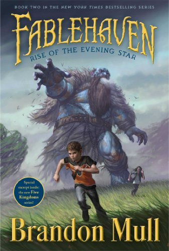 Read Online By Brandon Mull - Rise of the Evening Star (1st Edition) (3/23/08) pdf epub