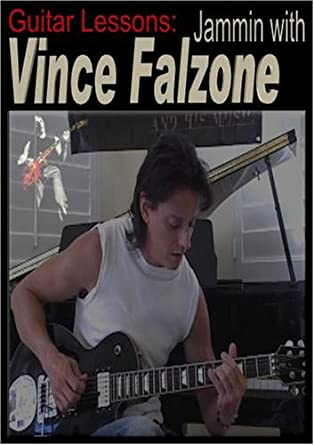 Amazon com: Guitar Lessons: Jammin with Vince Falzone: Lily