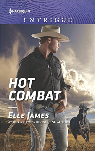 Hot Combat (Ballistic Cowboys) by [James, Elle]