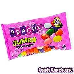 Brachs Jumbo Jelly Beans (2x As Large)13 Oz. (4 Bags)