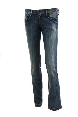 1beaa78a60574c Diesel Damen Jeans BLIZZ blau Gr. W25/L34: Amazon.de: Bekleidung
