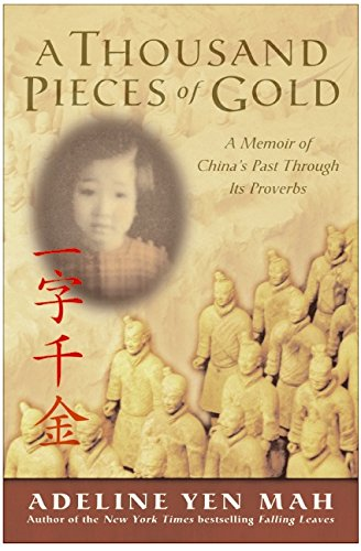 the importance of pursuing dreams as depicted in thousand pieces of gold by ruthanne lum mccunn Thread-bound wraps depict children playing around a coin of the qing emperor kangxi four thousand years of chinese art 20th century bc - 20th century ad  piece by mary kochiyama on robert f williams in china the trial of the chicago 8, and more chinn, lori, mimi fellores & ruthanne lum mccunn, comps.