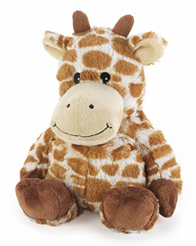 Intelex, Warmies Cozy Therapy Plush - (Cozy Giraffe)