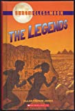 Chronicles of the Moon: The Legends: Legend of the Pharaoh's Tomb; Legend of the Lost City; Legend of the Anaconda Kind; Legend of the Golden Elephant (4 books in 1)