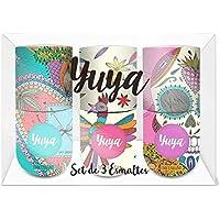 Yuya Set de 3 Esmaltes Colección 4