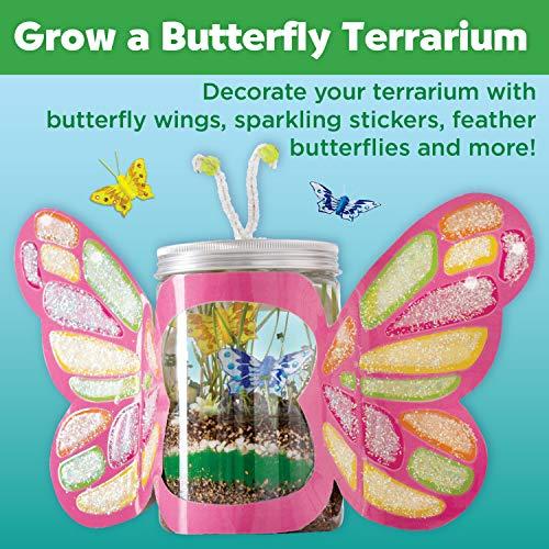Creativity for Kids Grow 'n Glow Terrarium - Science Kit for Kids