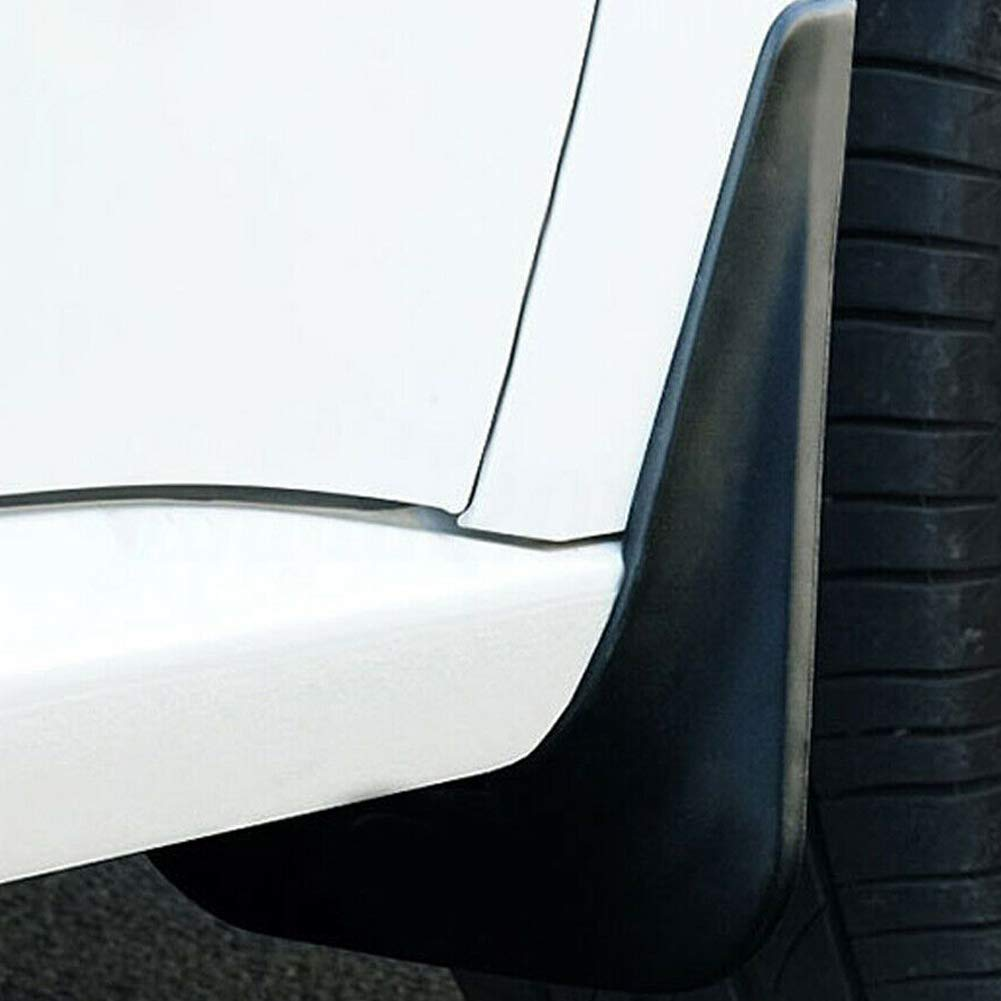 Fixing Screw Scelet Car Paint Colour Mudguard Full Set for Tesla Model 3