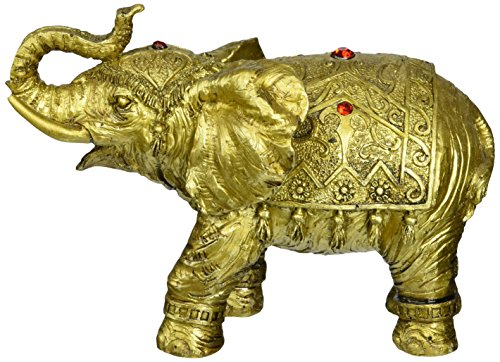 George S Chen Imports Thai Elephant Buddha Buddhist Collectible Figurine Asian Home Decor