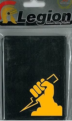 Iconic Bolt Legion Supplies Card Sleeves