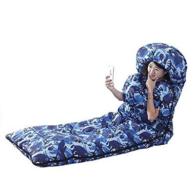 Jinxin Outdoor camping summer indoor lunch break seasons travel dirty cotton sleeping bag 21575cm