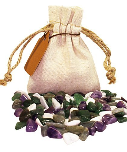 Sleep Insomnia Power Pouch Healing Crystals Set with XS Tumbled Stones Natural Polished Gemstones (Sleep Insomnia)