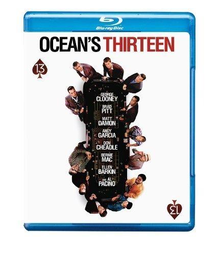 Ocean's Thirteen [Blu-ray] by Warner Bros. Pictures by Steven Soderbergh