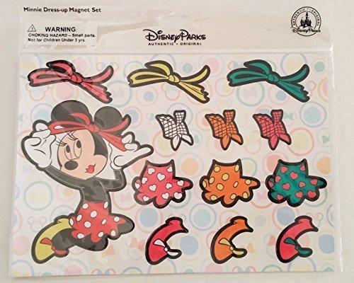 Minnie Dress-up Magnet Set