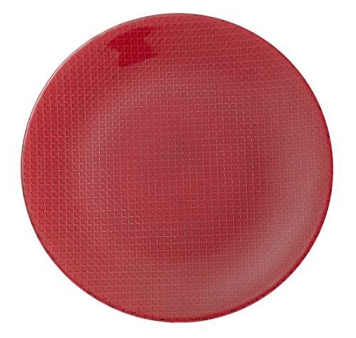 VILLEROY & BOCH Colour Concept Buffet plate 12.5'''' - red