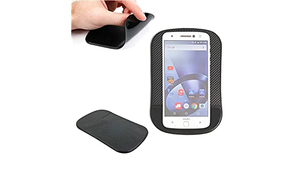DURAGADGET Tapete Antideslizante para Smartphone Lenovo Moto Z/Moto Z Force/Phablet Lenovo PHAB2 / Pro/Plus: Amazon.es: Electrónica