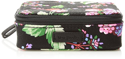 Vera Bradley Iconic Travel Pill Case, Winter Berry