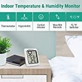ThermoPro TP50 Digital Hygrometer Indoor