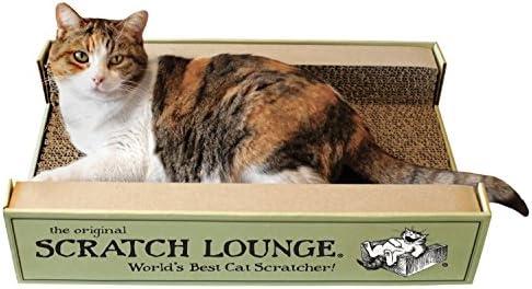 Amazon.com: El mejor arañador para gatos del mundo ...