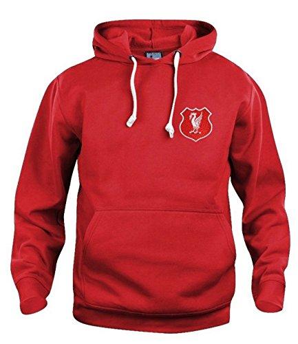 Red School Felpa Uomo Football Old wSIqAw