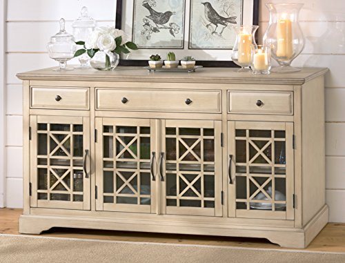 Buffet Furniture Antique (Jofran: 675-60, Craftsman, 60