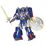 Civil Transformers: Age of Extinction First Edition Optimus Prime Figure