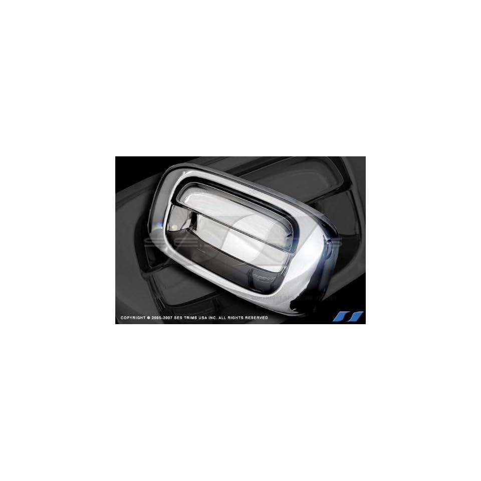 Chevy Silverado / GMC Sierra SES Chrome Tailgate Handle Cover