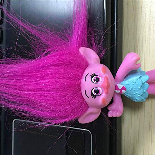 Gefüllte Spielzeug Schöner Troll Bobbi/Mohnblumen-Sammlung Abbildung Spielzeug 2.5 XIUYU