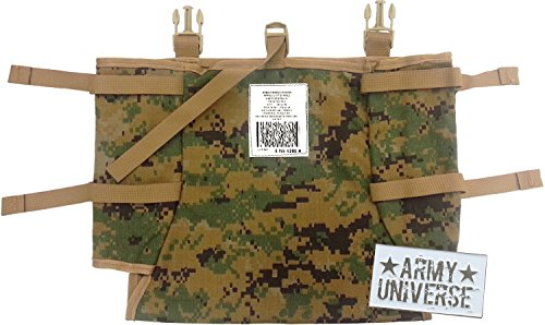 ILBE Radio Pouch MARPAT Gen 2 USMC - US Made Digital Woodland Camo Official  Military Pouch 8d1c2163fb2