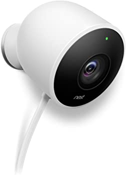 Nest NC2100ES 1080p HD Cloud Storage Security Camera