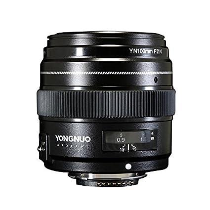 Review YONGNUO YN100mm F2N 1:2
