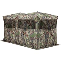 Barronett Blinds BE650BW Beast Pop Up Portable 6 Person...
