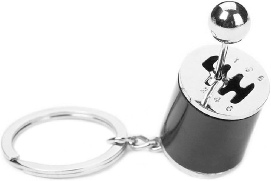 Eleganter Schlüsselanhänger Mit Schlüsselanhänger Kreativ Für Autoteile Schwarz Küche Haushalt