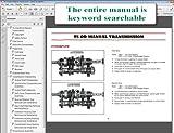T5 Overdrive Manual Transmission