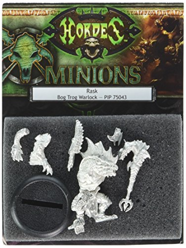 Privateer Press - Hordes - Minion: Rask Model Kit