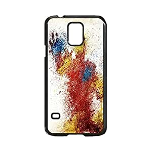 Iron Man Custom Image Case, Diy Durable Hard Case Cover for Samsung Galaxy S5 I9600, High Quality Plastic Case By Argelis-Sky, Black Case New