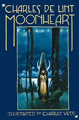 book cover of Moonheart