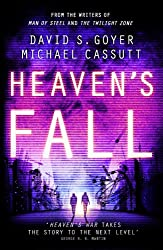 Heaven's Fall: The dramatic conclusion to this near-future thriller (English Edition)