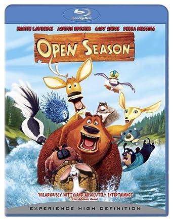 Amazon Com Open Season Blu Ray Jill Culton Roger Allers Michelle Murdocca Sony Pictures Animation Inc Movies Tv