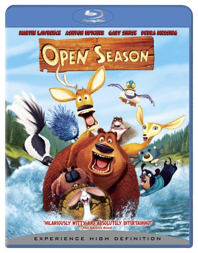 Open Season [Blu-ray]