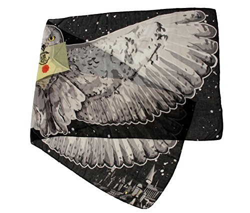 Official Harry Potter Scarf (elope Harry Potter Hedwig Wing Scarf Standard)