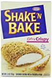 Shake 'N Bake Seasoned Coating Mix, Extra Crispy, 5.5-Ounce Boxes (Pack of 8)
