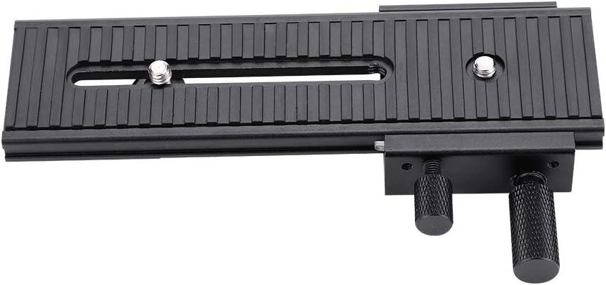 2 Way Macro Focusing Rail Slider with 1//4 Mounting Screw