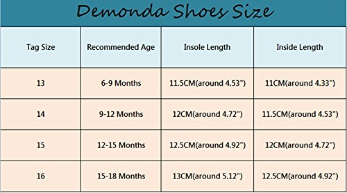 Pictures of Demonda Baby Canvas Casual Sneaker Lace Up 2
