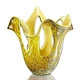 Viridian Bay Rochia Fusa Glass Vase