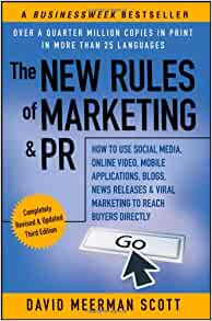 the new rules of marketing amp pr how to use social media