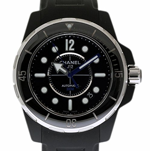 Chanel J12 Swiss-Automatic Male Watch H2558 (Certified Pre-Owned)